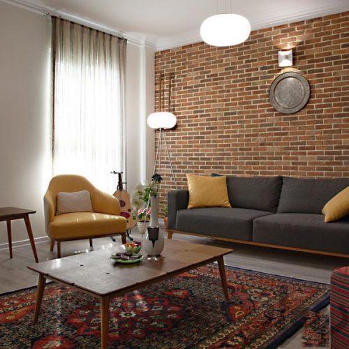 آپارتمان مبله60مترزعفرانیه(اجاره روزانه)