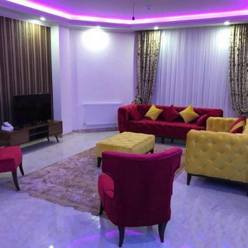 اجاره آپارتمان مبله (روزانه) در سعادت آباد