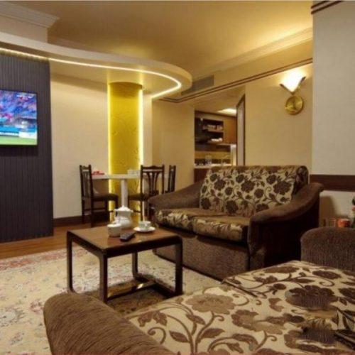 اجاره روزانه انواع هتل اپارتمان برای زوار ر مشهد امام رضا