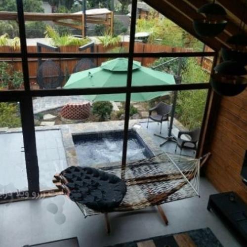 ویلای ۲خوابه چوبی لوکس و شیک همراه با میز بیلیارد در رامسر