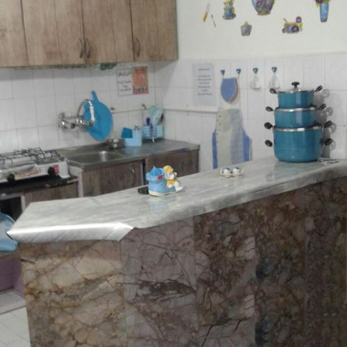 آپارتمان روزانه مبله در مشهد قاسم آباد (شهرک غرب)