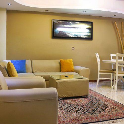 اجاره روزانه آپارتمان مبله در اشرفی اصفهانی