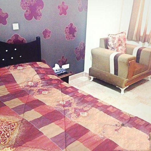 آپارتمان مبله میرداماد 2 خ روزانه هفتگی ماهانه