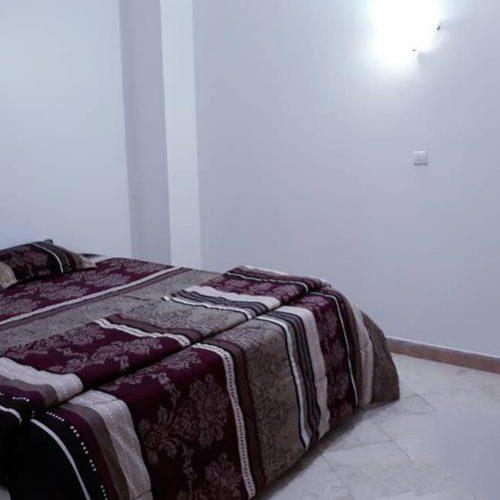 اجاره آپارتمان تک خوابه سعادت آباد روزانه