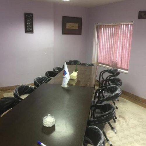 دفتر کار جهت فضای آموزشی یا جلسات کاری