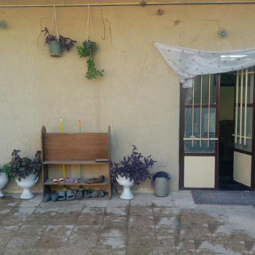 خانه زیبا و نوستالژیک روستایی