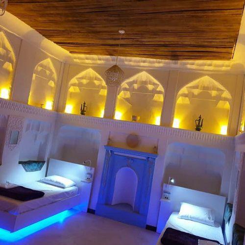 اجاره اقامتگاه سنتی و نوستالوژیک – اصفهان