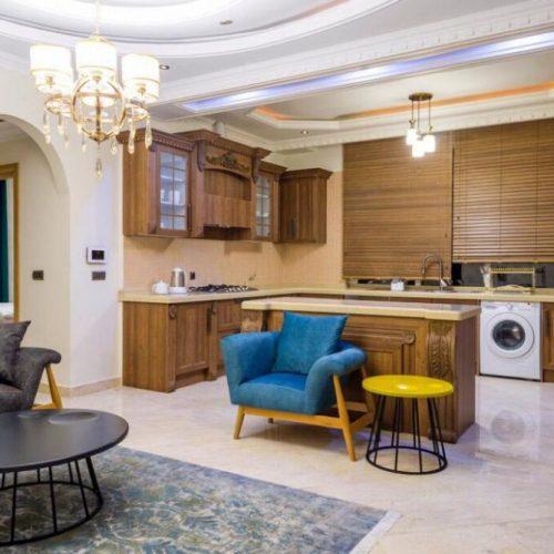 اجاره آپارتمان مبله روزانه با امکانات کامل شمال و غرب