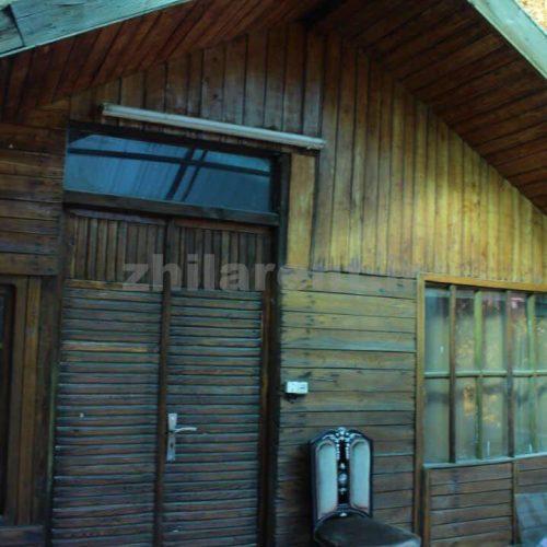 ویلای  چوبی  پلکانی دربستی